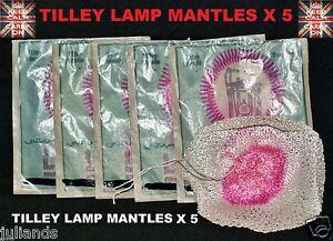 TILLEY LAMP MANTLE  PRESSURE LAMP MANTLE KEROSENE LAMP SPARE PARTS SERVICE KIT