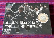 Alan Tam ( 譚詠麟 ) & Mr. ~ 滾軸力量Rolling Power ( Malaysia Press ) Cd
