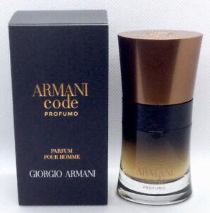 Armani Code Profumo Pour Homme 30ml Eau De Parfum EDP & OriginalVerpackt