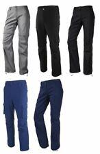 Mujer Hombre Pantalón para Senderismo Pantalones de Largo Corto Al Aire Libre