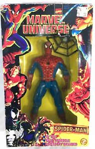 TOY BIZ 1997 VINTAGE MARVEL COMICS MARVEL UNIVERSE 10 INCH TALL #A48