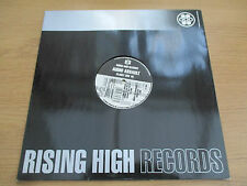 "Audio Assault  –  Planet 303 EP  Vinyl 12"" 33RPM UK 1992 Breakbeat Acid  RSN 37"