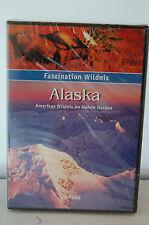 DVD - Faszination Wildnis – Alaska – Amerikas Wildnis im Hohen Norden