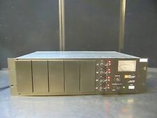 JBL Urei Electronic Products Model 7510B Automatic Mixer Powers On RH345