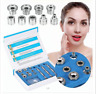 Diamond Dermabrasion Microdermabrasion 3 Stainless Wands 9 Tips Cotton Filters
