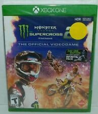 Monster Energy Supercross 2 - Day One Edition Infinity Pack (Microsoft Xbox One)