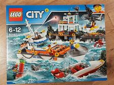 LEGO City 60167 Coast Guard Headquarters (2017) | New, Unopened, Great Condition