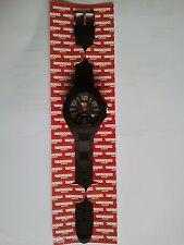 Ducati Company wdw 2012 p.m. reloj pulsera watch negro nuevo!!!