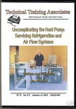 Heat Pump: Refrigeration & Air Flow Systems
