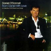 CD ALBUM - Daniel O'Donnell - From Daniel with Love (2006)