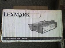 NUOVO OEM LEXMARK OPTRA M410/412 Cartuccia di stampa Laser tipo 17G0154-box aperto