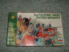 Esci 1/35 Box#5506 Napoleonic British Infantry i.