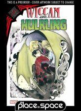 (WK09) KING IN BLACK: WICCAN AND HULKING #1C - MOMOKO VARIANT - PREORDER MAR 3RD