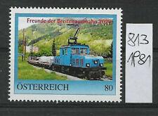 Österreich PM personalisierte Marke Eisenbahn Breitenauerbahn 2020 8131981  **