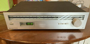 MODULAR COMPONENT SYSTEMS Model 3705 AM/FM STEREO TUNER MCS-3705 JAPAN EXCELLENT