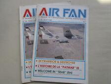 AIR FAN N°46 SEA HARRIER DOUGLAS SKYWARRIOR DESTROYER PATMAR TRAB TOUL ROSIERES