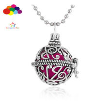 Aroma Diffuser Musical Note Necklace Lockets scent Essential Oil Aromatherapy