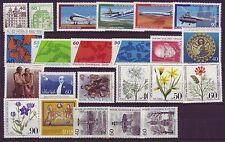 Postfrische Briefmarken aus Berlin (1980-1990) mit