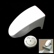New Magnetic Soap Holder Strong 3M Adhesion Wall Soap Dish Sink/Bathroom White
