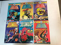 Beowulf (1975) 1 2 3 4 5 6 1-6 (FN/FN+) Complete Set DC