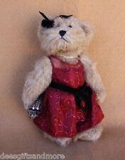 Boyds Bears Plush Bailey...Christmas Gifts LE Fall 2014