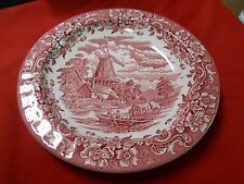 "Great  ROYAL TUDOR WARE ""17th Century England"" Ironstone China-DINNER PLATE"