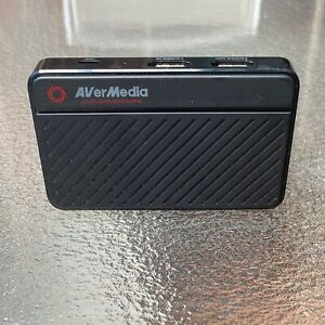 1080p 60fps HDMI Capture Card - AverMedia GC311 Live Capture Device