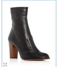 MARC JACOBS  Sofia Loves The Ankle Block-Heel Boots 7.5