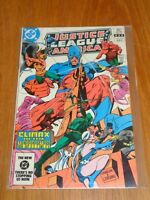 JUSTICE LEAGUE OF AMERICA #216 DC COMICS JULY 1983<