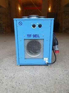 El Bjorn TF 9EL - Industrial Fan Heater - 400v - RRP£1380 - Commercial Dryer
