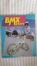 bmx moves 1980s retro book