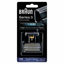 Braun - 81253259 - Combi-pack 31B - Recharge grille + couteaux pour rasoirs