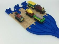 "The ""Yard-Master"" 5-Way Switch Track for Thomas - Brio - IKEA - Pick Your COLOR!"