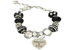 50th Birthday Gifts for Women, Birthday Bracelet, 50th Birthday Gift Ideas