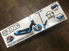Volt XT1 Teenage Electric Scooter Chain Drive 10mph BLUE I TS02B