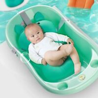 Baby Shower Portable Air Cushion Bed Babies Infant Baby Bath Pad Non-Slip