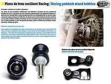 Paire Pions de bras oscillant Avec Platine Déportée R&G Racing Kawasaki Z800 13-