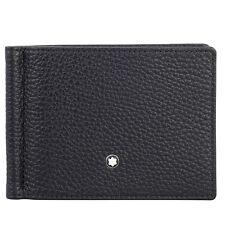 Montblanc Meisterstuck 6 CC Leather Wallet MB114462 - Black