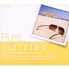 PURE...SUMMER 4 CD NEW+ MIT SHAKIRA, LOU BEGA UVM.