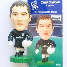 CUDICINI Chelsea Home Corinthian Prostars Series 18 Figure Loose/Card PRO685