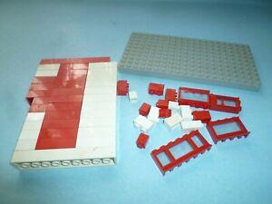Lego 700.5 50er Haus 50s Gift Package Set vintage mursten