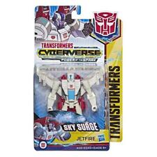 Transformers Cyberverse Action Attackers Warrior Class Jetfire