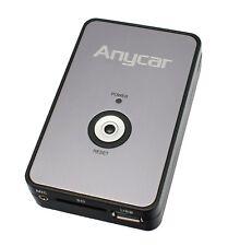 USB SD AUX Adapter MP3 Citroen C2 C3 C4 C5 C8 Picasso Berlingo RD4 Interface