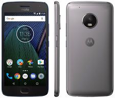Motorola Moto G5 Plus xt1684 lunar gris DESBLOQUEADO DE FÁBRICA 32gb 4g LTE
