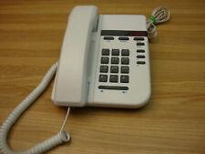 VINTAGE WHITE VISTA 10 NORTHERN TELECOM DESK TELEPHONE MADE IN CANADA