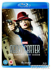 MARVEL'S AGENT CARTER Season 1 [Blu-ray Set] The Complete First Season ABC Peggy