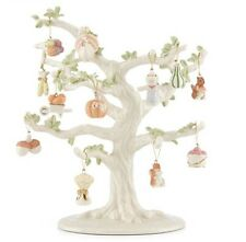 Lenox Autumn Delights Ornaments (12 pc) Nib No Tree