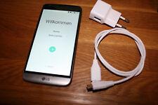 LG G5 H850 32GB Smartphone Titan Silber - NEUWERTIG!