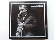 Bud Shank -- MOSAIC BOX SET -- the pacific Jazz Studio Sessions -5 CDs - NM