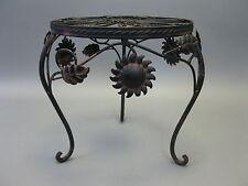 blum-côté Table d'appoint métal tabouret à fleurs jardinières 30 cm